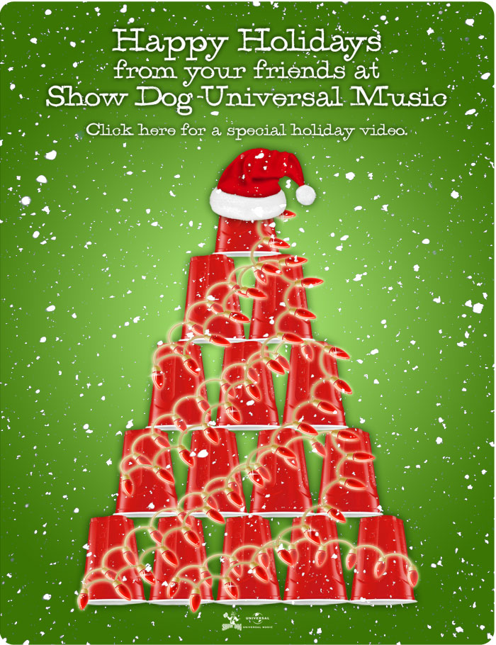 Happy Holidays From SDU Music