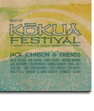 Jack Johnson &amp; Friends