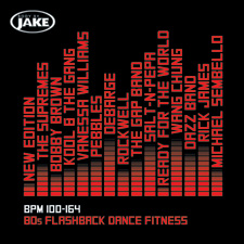 80's Dance Flashback BPM 100-164