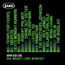 80's Weight Loss Workout BPM 100-136