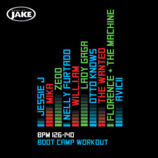 Boot Camp Workout BPM 126-140