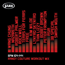 Randy Couture Workout Mix BPM 104-144