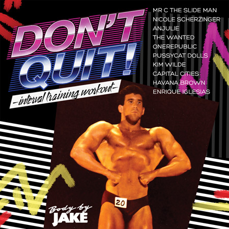 Don't Quit Interval Training Workout Body by Jake