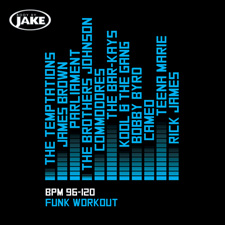 Funk Workout BPM 96-120