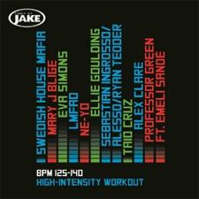 High-Intensity Workout 125-140