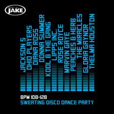 Sweating Disco Dance Party BPM 108-128