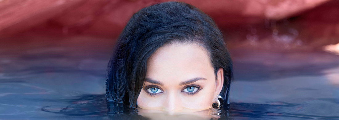 Katy Perry RISE EMAIL BANNER