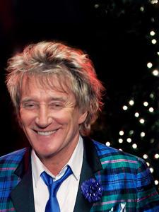 Rod Stewart: Merry Christmas, Baby