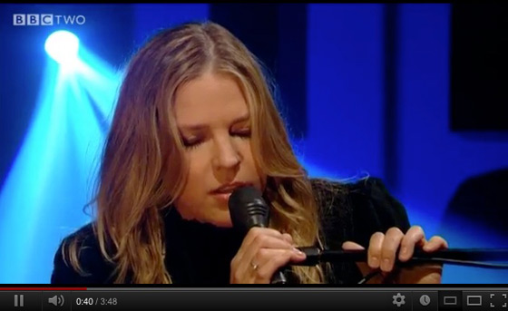 Diana Krall - Live on Later... With Jools Holland