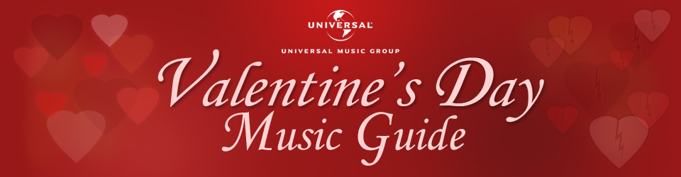 Universal Music Group Valentine's Day Gift Guide