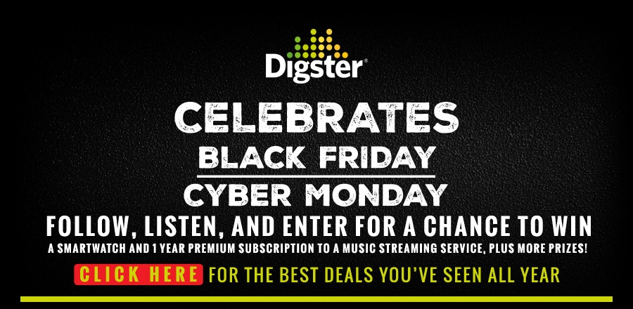 Black Friday 2014 Sweepstakes