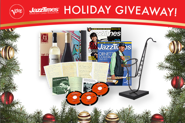 Jazz Times Holiday Giveaway